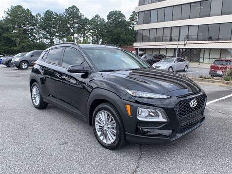Its newly enhanced kona subcompact suv to make it even more appealing to customers who lead active lifestyles. New 2021 Hyundai Kona SEL Sport Utility in Smyrna #333986 ...