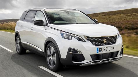 Peugeot 5008 Engines, Driving & Performance  Top Gear