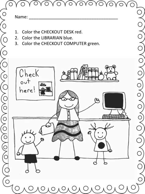 84 best kindergarten images on school 821 | efd0e8b4ea39773f3a03fd49eab01808 library skills library lessons