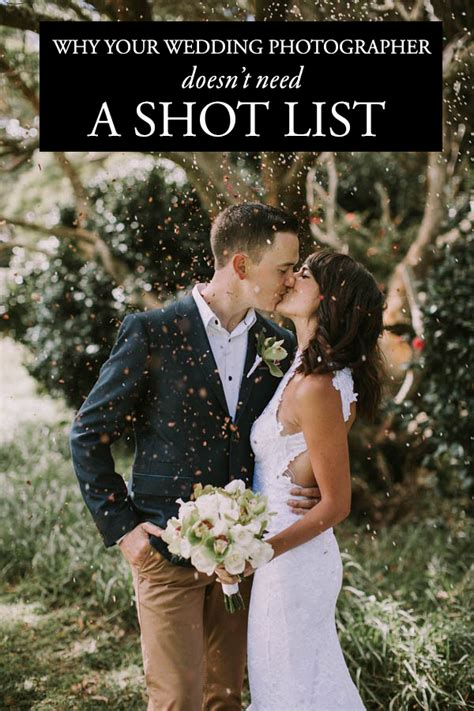 Why You Dont Need To Give Your Photographer A Wedding