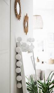 beautiful idee deco avec miroir rond photos awesome With idee deco entree maison 1 adoptez un miroir rond joli place
