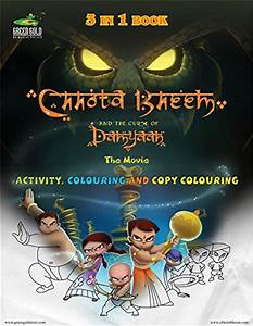 Chhota bheem and the curse of damyaan songs free download