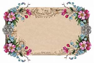 9 Pretty Frame Freebies | Yesterday On Tuesday