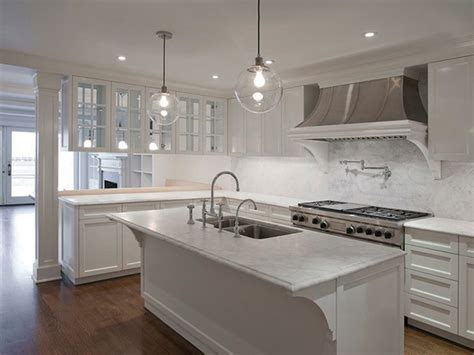 lichten craig architects featuring calacatta caldia marble