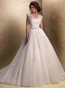 Princess Wedding Dresses with Sleeves for Modest & Casual ...