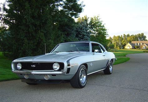 1969 Chevrolet Camaro Ss For Sale Micanopy Florida