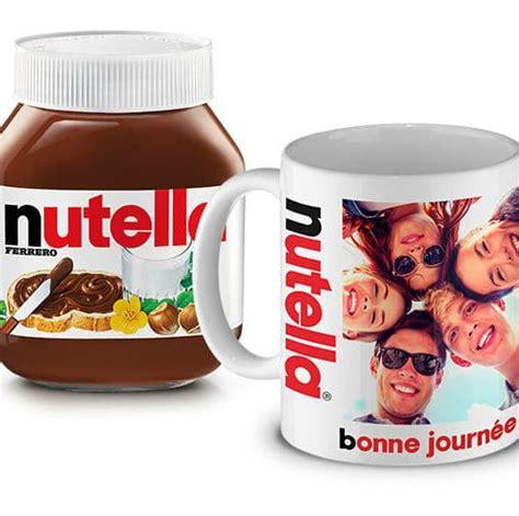 comment recevoir le mug personnalis 233 nutella gratuit