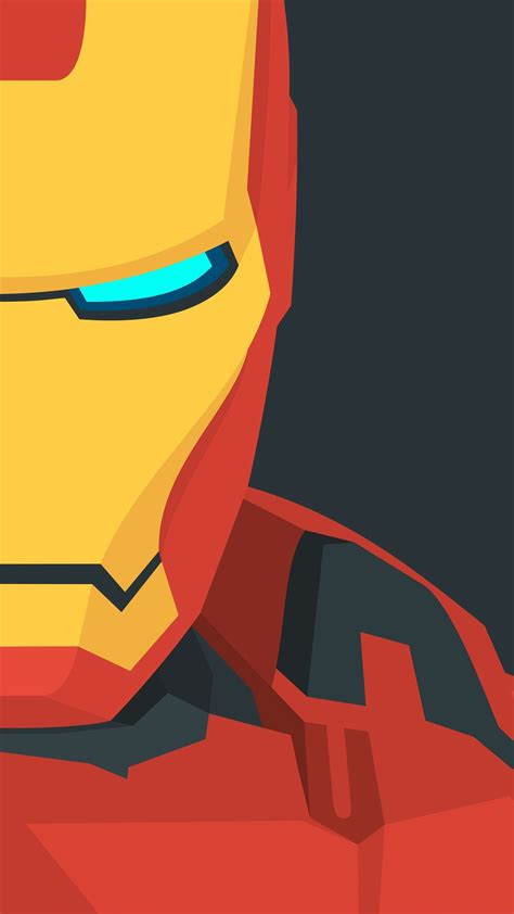 iron iphone 6 6s 4 7 iron minimal 4k wallpapers hd wallpapers id 21268