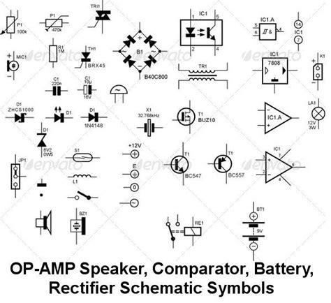 Operational Amplifier Speaker Audio Bridge Rectifier