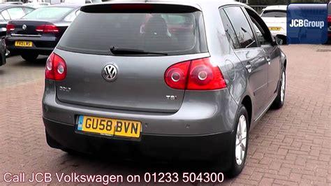 2008 Volkswagen Golf Match 1.4l Steel Grey Metallic