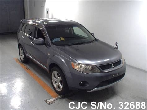 Outlander 2005 For Sale by 2005 Mitsubishi Outlander Gray For Sale Stock No 32688
