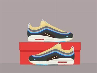 Nike Wotherspoon Sean Max Air 97 Sneakers