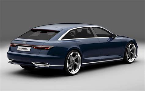 Audi Prologue Avant by Audi Prologue Avant Concept Is Now Official For Geneva