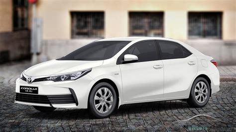 discover   toyota corolla  xli review specs