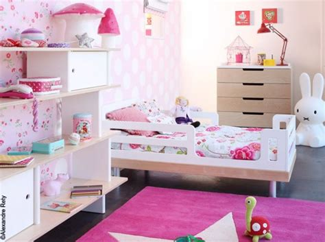 indogate com decoration chambre bebe fille gris et rose