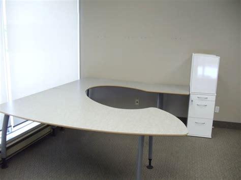 used office furniture kitchener watson line of desk tables office kitchener