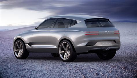 Genesis Gv80 Concept Previews The Brands First Suv The