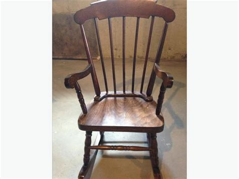 child size wooden rocking chair nepean ottawa