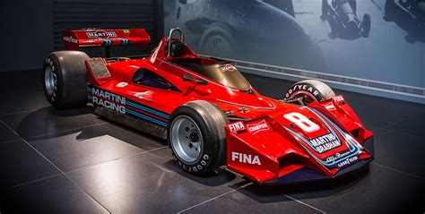 Alfa Romeo Bt45 F1 To Steal The Show At The Amelia Island