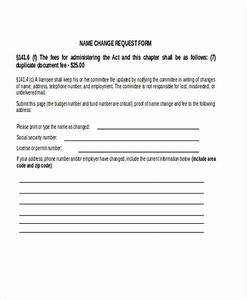 Employee Record Form Free 36 Request Forms In Ms Word