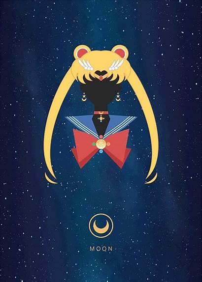 Sailor Moon Crystal Venus Fondos Luna Happy