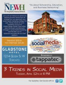 social media toronto toronto newh social media trends newh