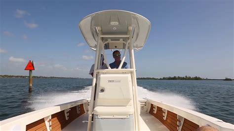 Pathfinder Boats Hybrid by Pathfinder 2500 Hybrid Boat Test