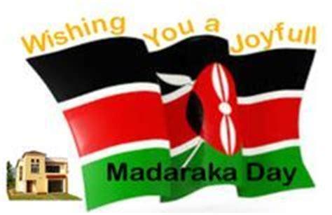 madaraka day  president speech video sms quotes