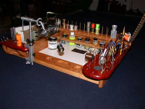 portable tying bench the fly tying bench fly tying