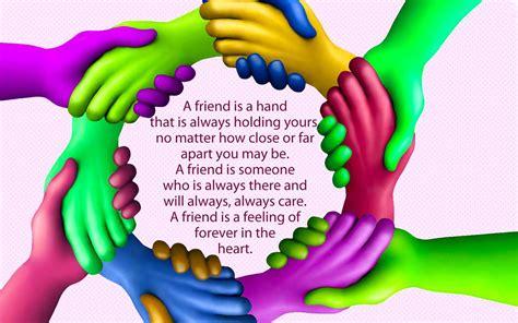 Friendship Animation Wallpaper - friendship image wallpaper