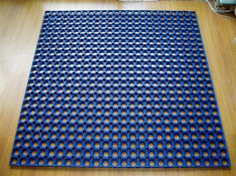 non slip doormat anti slip rubber desk mats qingdao guangneng rubbers