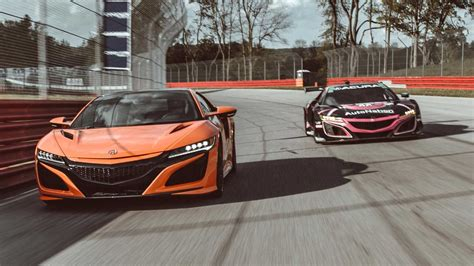 acura nsx beats gt3 evo in 0 60 but it loses in lap time