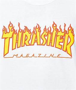 Thrasher Mag Logo Related Keywords - Thrasher Mag Logo ...