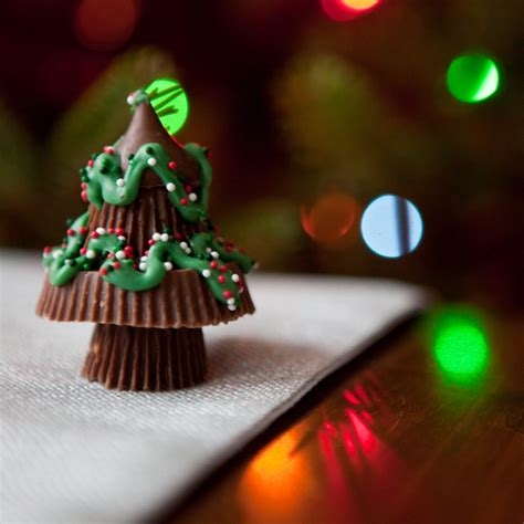 peanut butter christmas trees i found this on tw