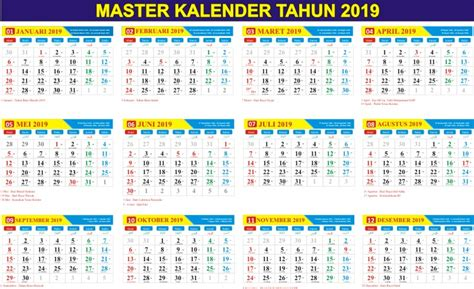 kalender  lengkap   calendar printable