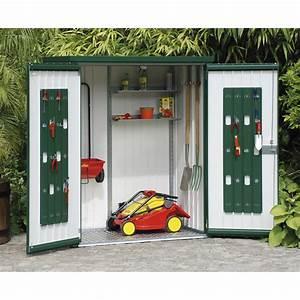 Armoire De Jardin Leroy Merlin : armoire de jardin en m tal 2 1 m leroy merlin ~ Dailycaller-alerts.com Idées de Décoration