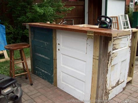Diy Outdoor Kitchen Projects