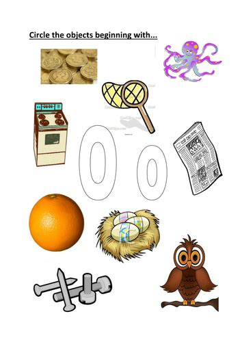 circle the objects beginning with o o by kayld teaching 338 | image?width=500&height=500&version=1328294099000