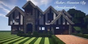 design a mansion tudor mansion minecraft house design