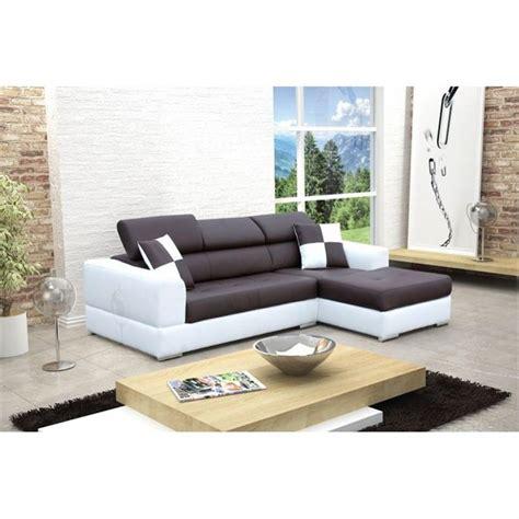 canapé d angle noir et blanc photos canapé d 39 angle design noir et blanc
