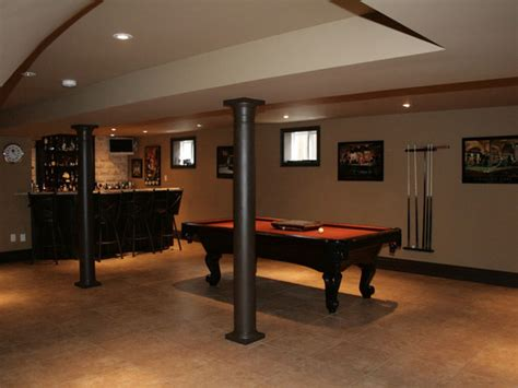 kitchen remodels basement  rec room