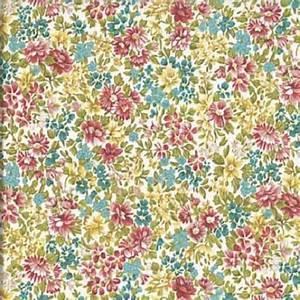 fat de tissu makower pas cher tapis de fleurs rouge et jaune With tapis de fleurs pas cher
