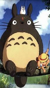 My Neighbor Totoro 2 iPhone Wallpapers, iPhone 5(s)/4(s ...