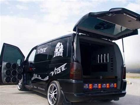 mercedes vito tuning youtube