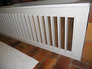 Peinture Pour Radiateur En Fonte : deco radiateur fonte banc cache radiateur bois diris with ~ Premium-room.com Idées de Décoration