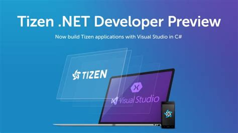 third developer preview build of tizen net is now out tizen experts