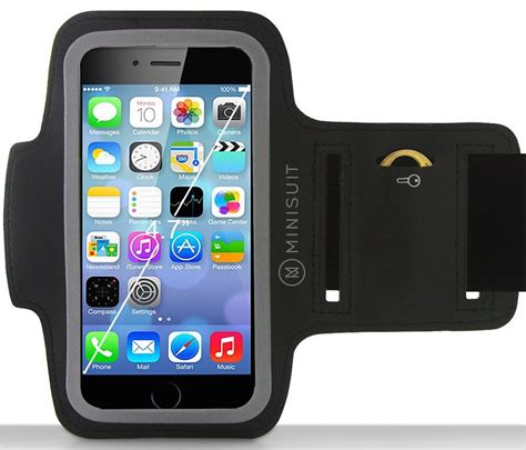 iphone 6 armband iphone 6 6s armband review 187 the gadget flow