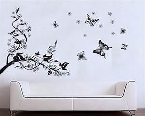 Wandtattoo Kinderzimmer Schmetterlinge : wandtattoo kirschbl ten kirschbl tenzweig kirschbaum ~ Sanjose-hotels-ca.com Haus und Dekorationen