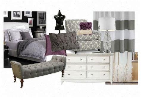 grey and plum bedrooms grey plum bedroom diy ideas pinterest