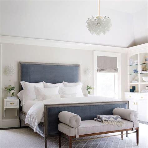 peinture chambre bleu et gris chambre bleu et gris idées déco en tons neutres et froids